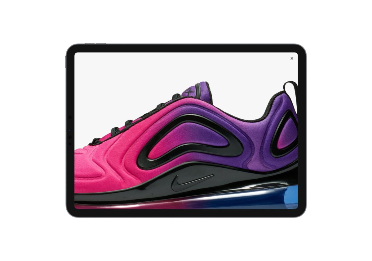 Nike iD - Dan Galdamez