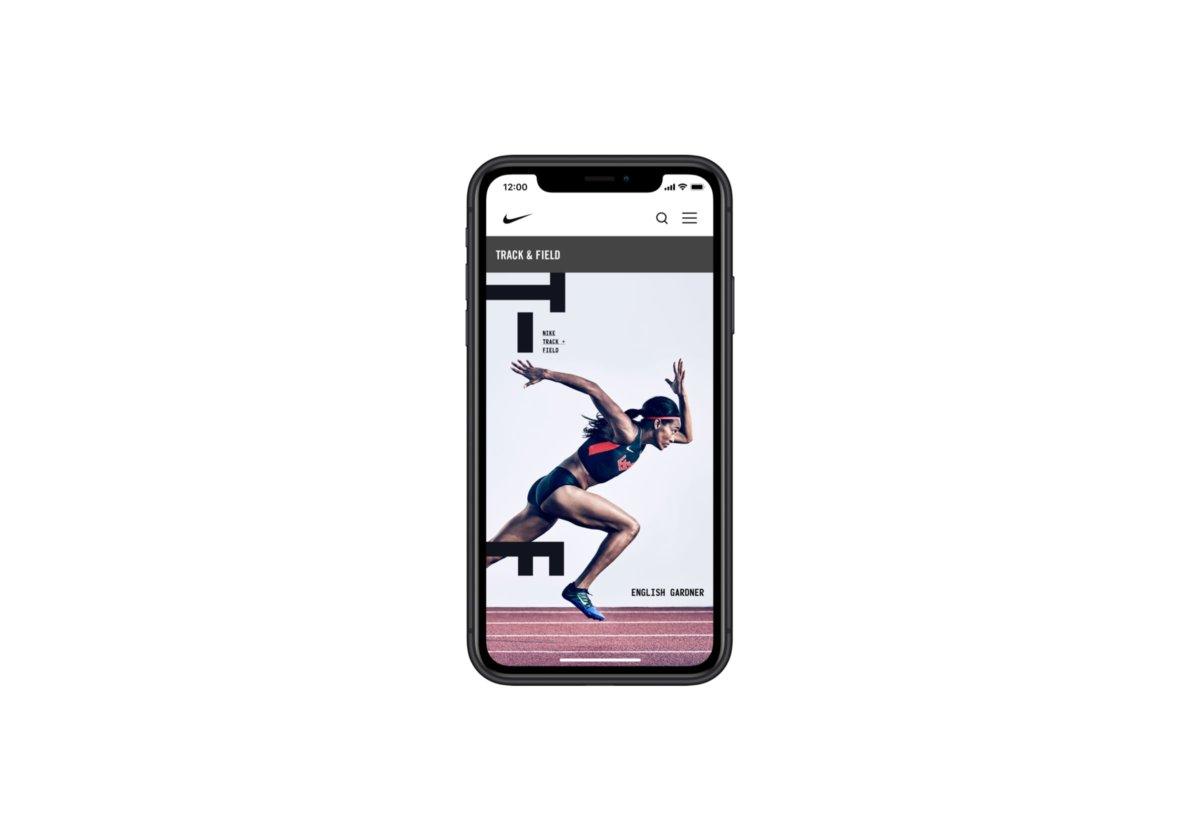 Nike Track & Field - Dan Galdamez